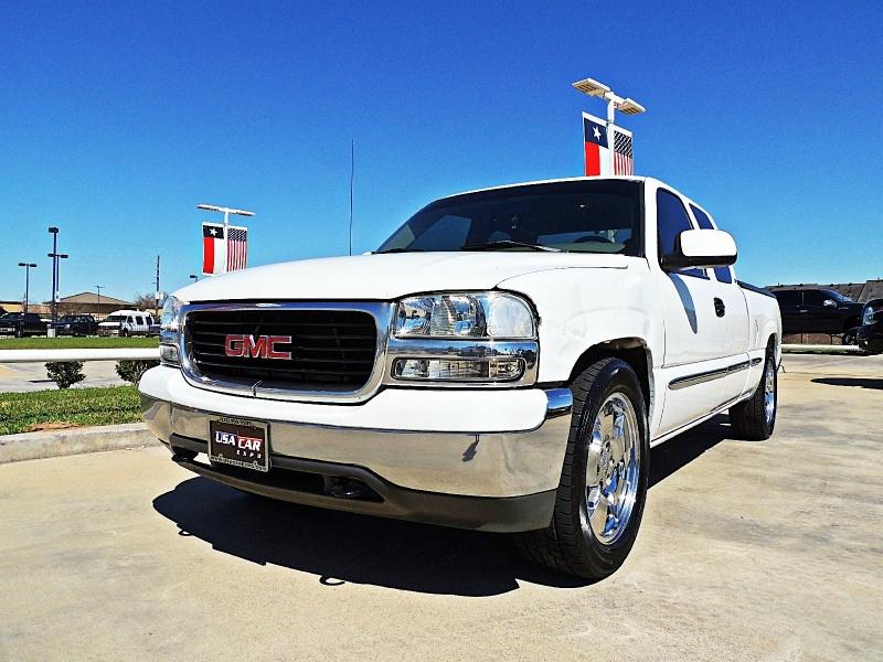 GMC New Sierra 1500 1999 price $4,900