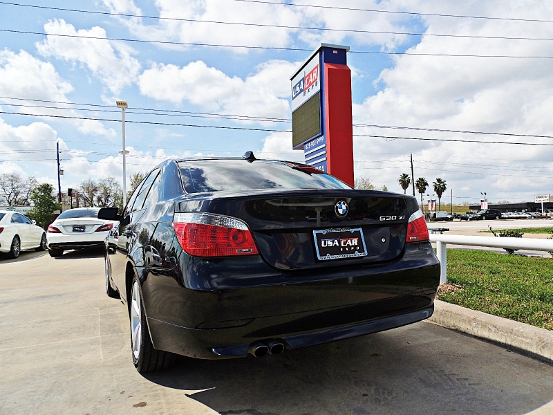 BMW 5-Series 2007 price $7,900