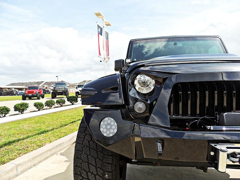 Jeep Wrangler Unlimited 2013 price $28,900
