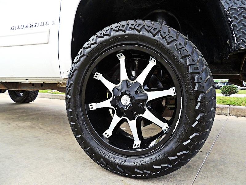Chevrolet Silverado 1500 2009 price $12,750