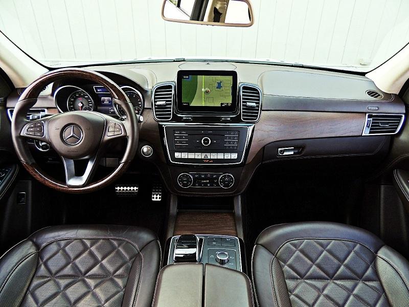Mercedes-Benz GLE 2016 price $31,850
