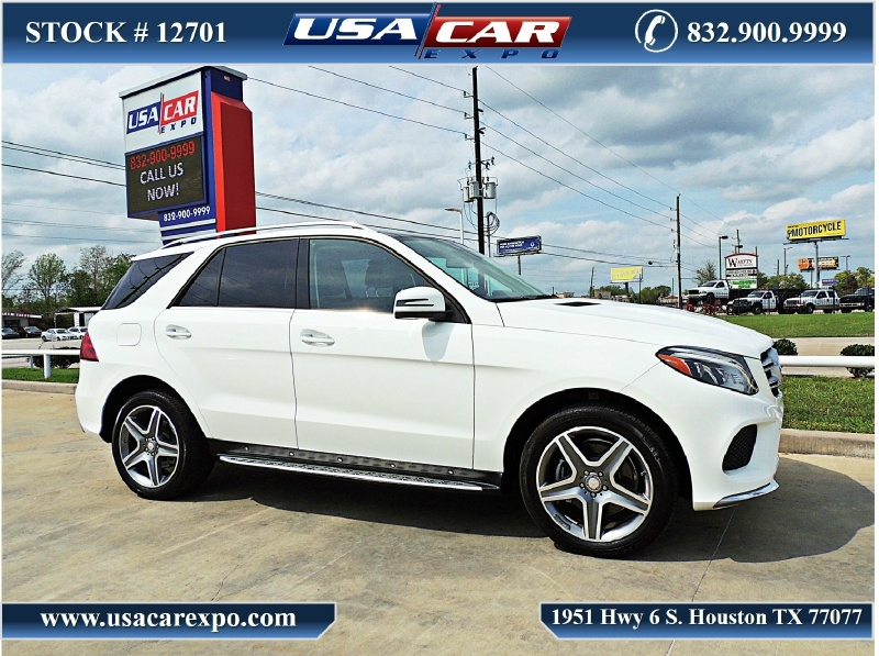 Mercedes-Benz GLE 2016 price $31,850