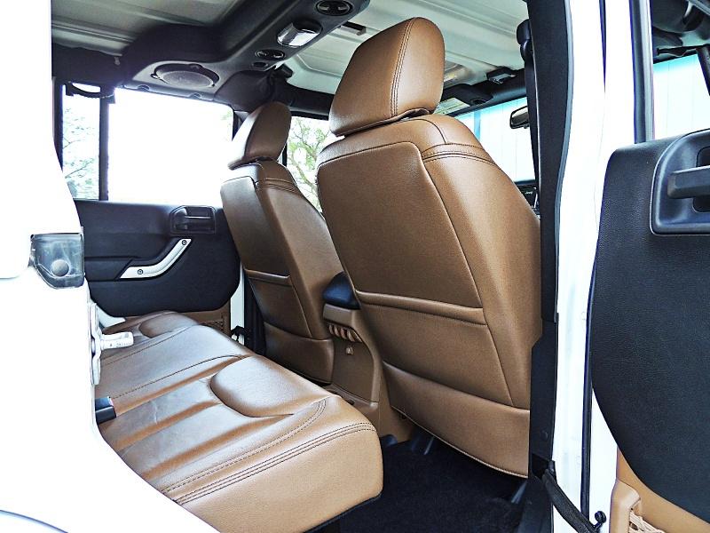 Jeep Wrangler Unlimited 2013 price $26,900