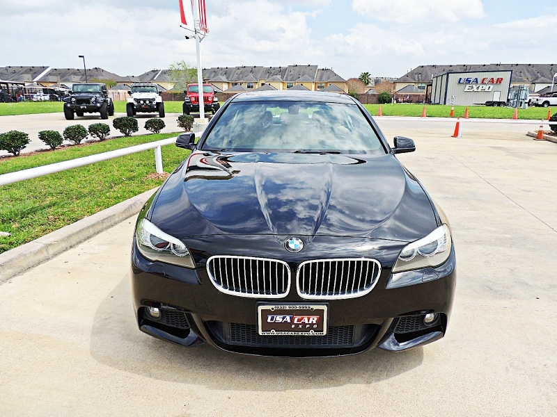 BMW 5-Series 2013 price $17,900