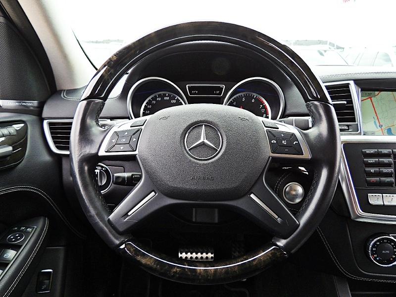 Mercedes-Benz M-Class 2015 price $23,900