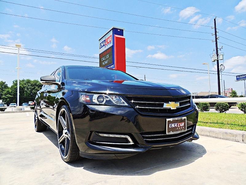 Chevrolet Impala 2015 price $16,450