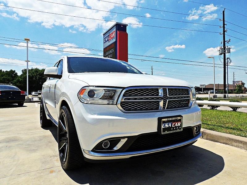 Dodge Durango 2017 price $20,900