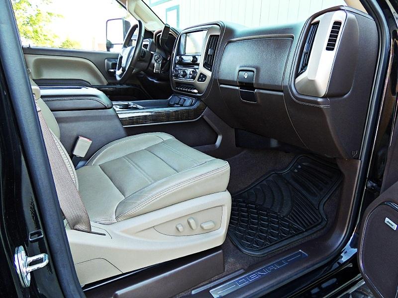 GMC Sierra 3500HD 2016 price $57,900