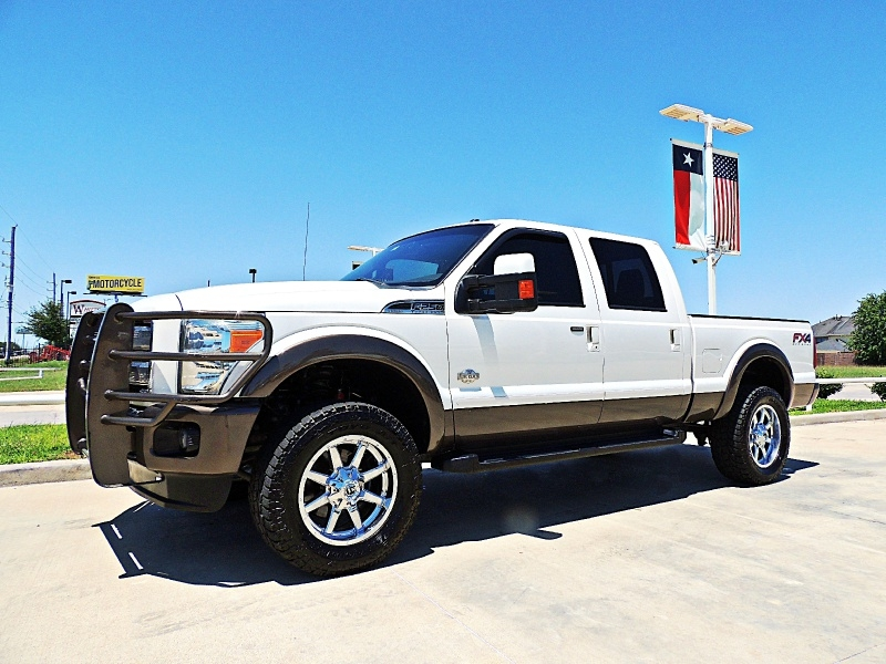 Ford F250 King Ranch 4X4 2015 price $42,900