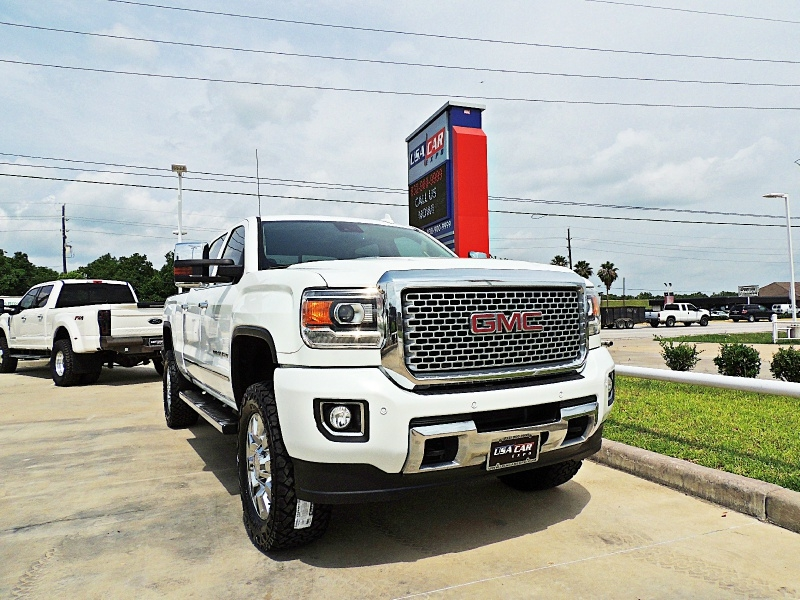 GMC Sierra 2500HD 2016 price $43,850