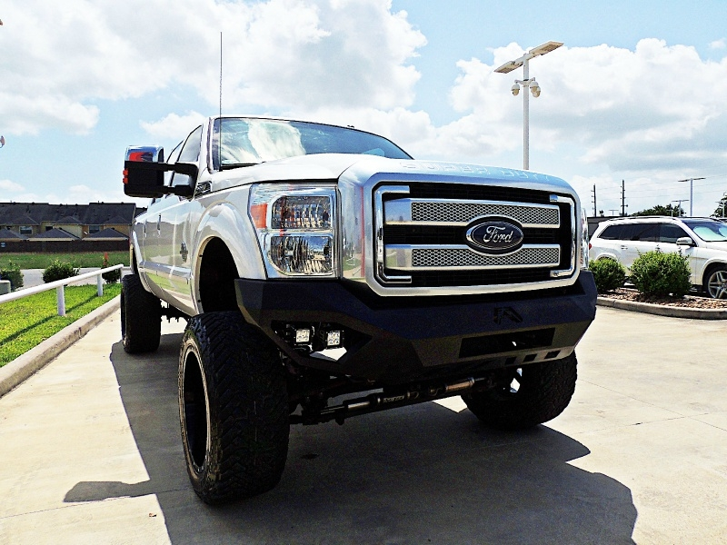 Ford F-250 Platinum 2014 price $42,750