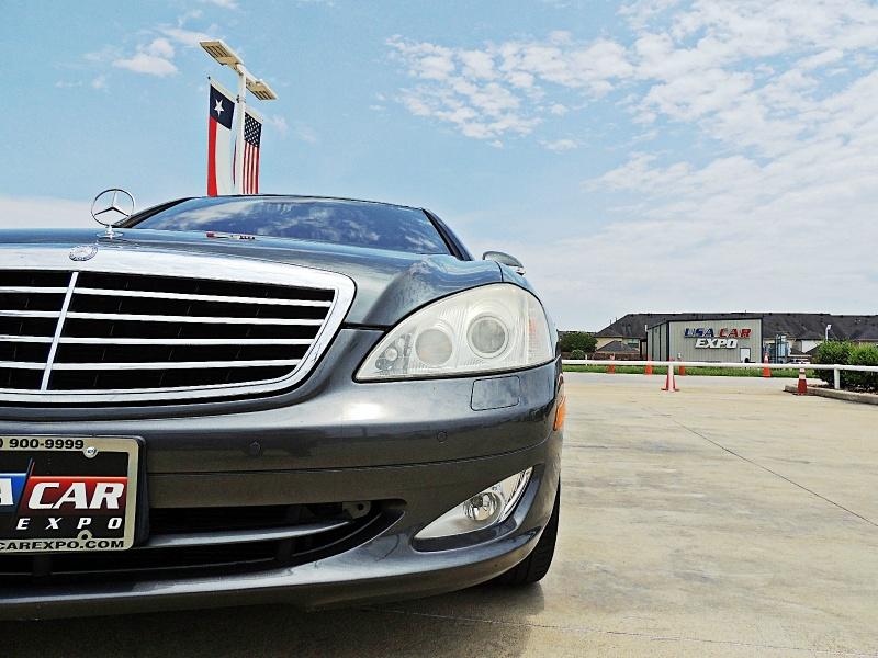 Mercedes-Benz S-Class 2007 price $11,900