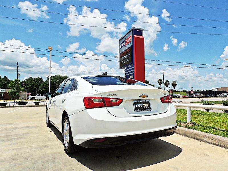 Chevrolet Malibu 2017 price $11,850