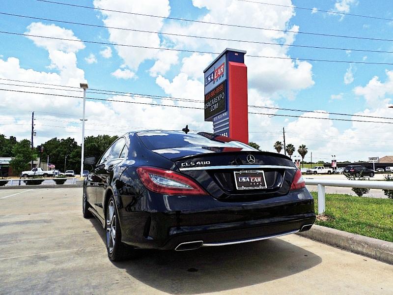 Mercedes-Benz CLS-Class 2015 price $24,750