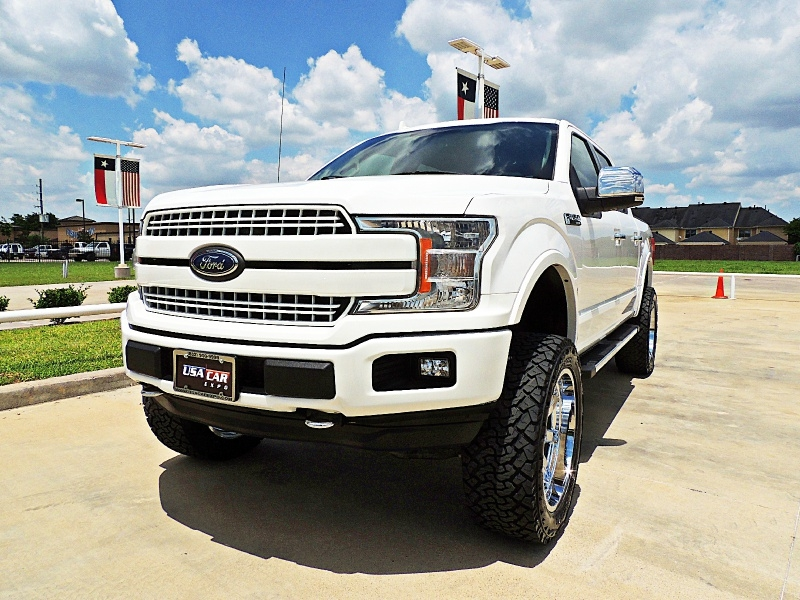 Ford F-150 2018 price $41,850