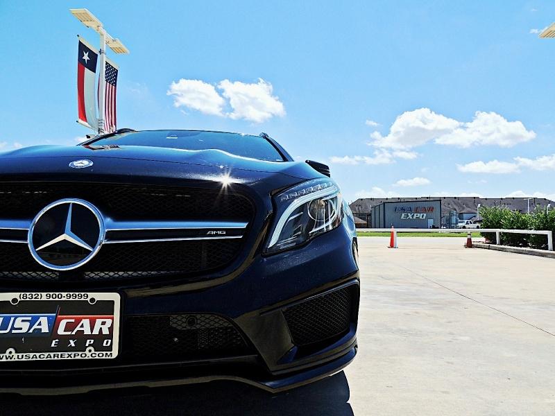 Mercedes-Benz GLA 45 AMG 2015 price $26,900