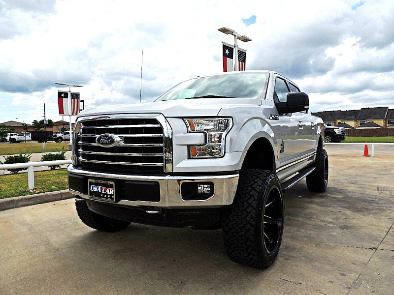 Ford F-150 2016 price $36,900