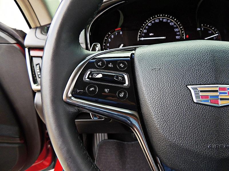 Cadillac CTS Sedan 2018 price $26,450