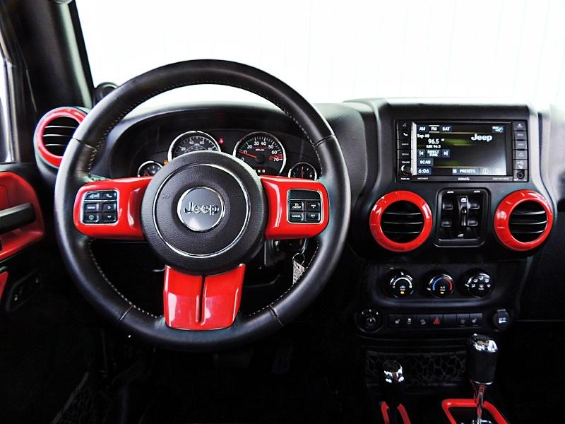 Jeep Wrangler Unlimited 2014 price $38,850