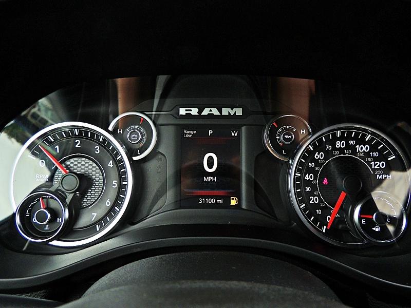 RAM 1500 2019 price $41,850