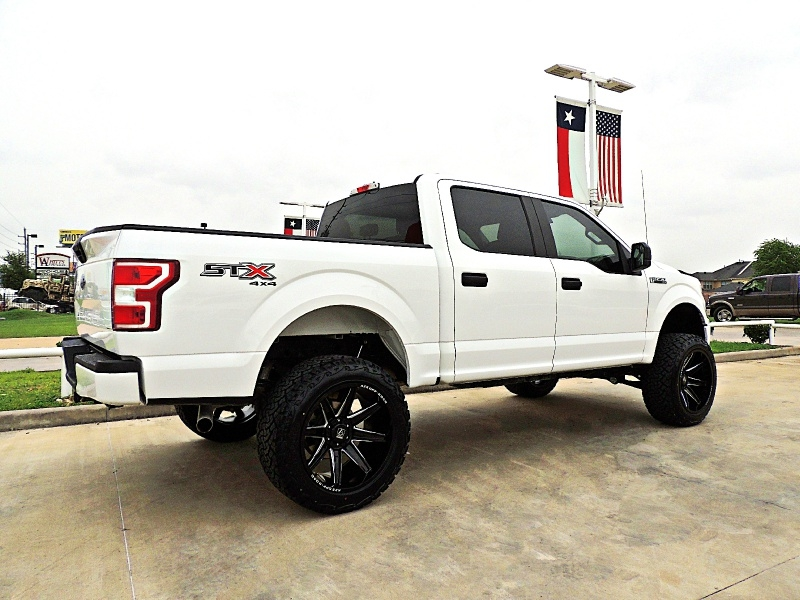 Ford F-150 2018 price $36,900