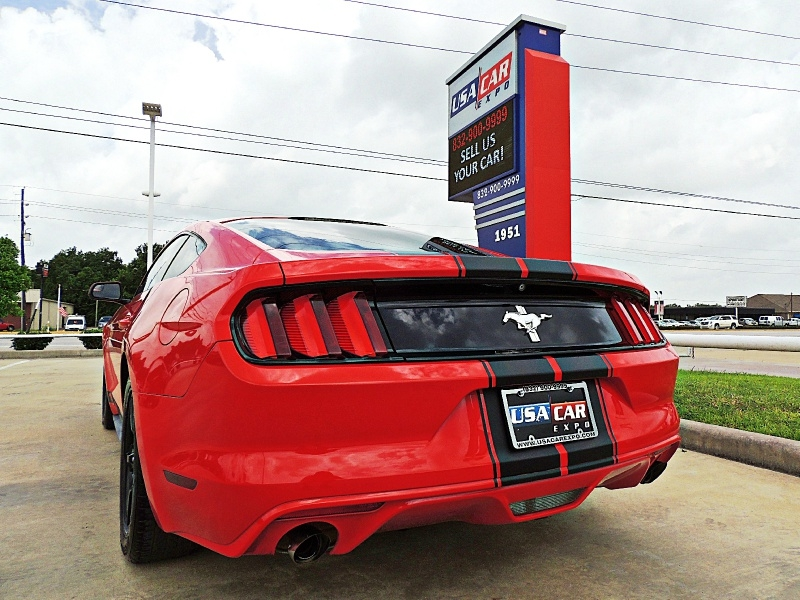 Ford Mustang 2015 price $15,900