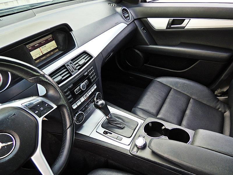Mercedes-Benz C-Class 2013 price $7,850