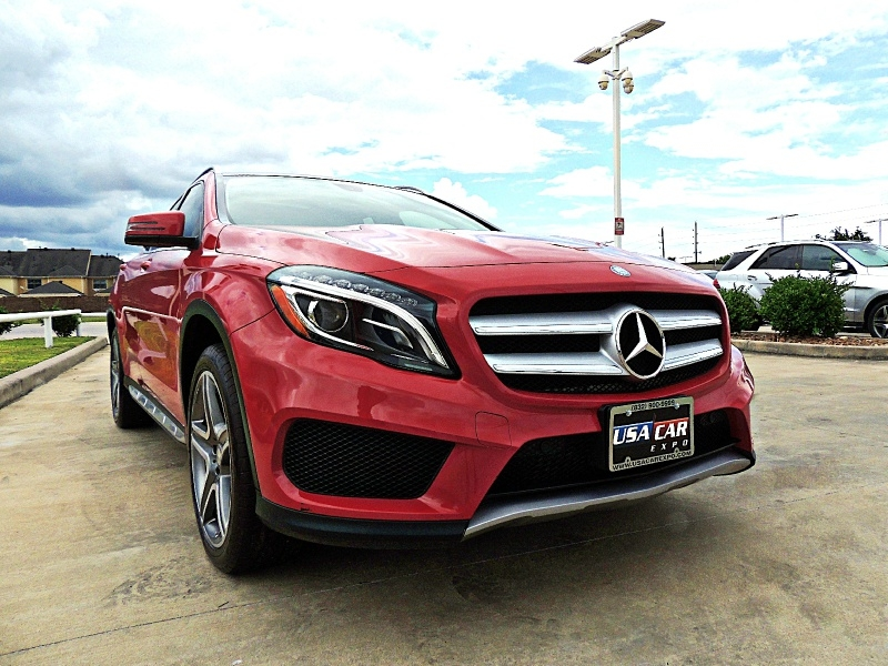 Mercedes-Benz GLA 250 AMG Sport Package 2015 price $20,900