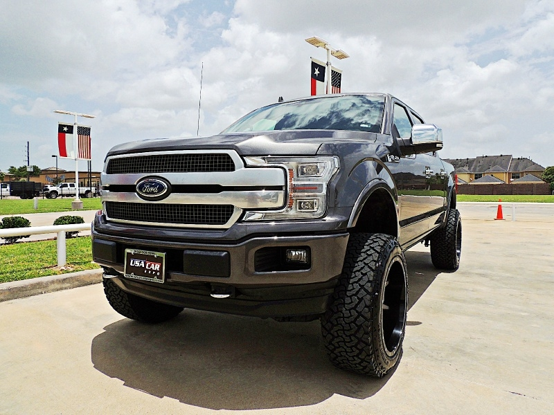 Ford F-150 2019 price $49,990