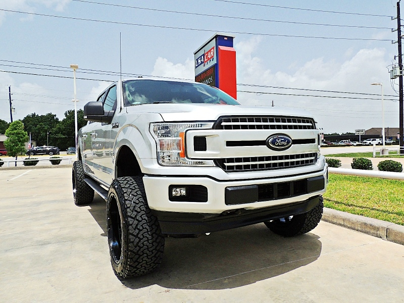 Ford F-150 2018 price $39,900