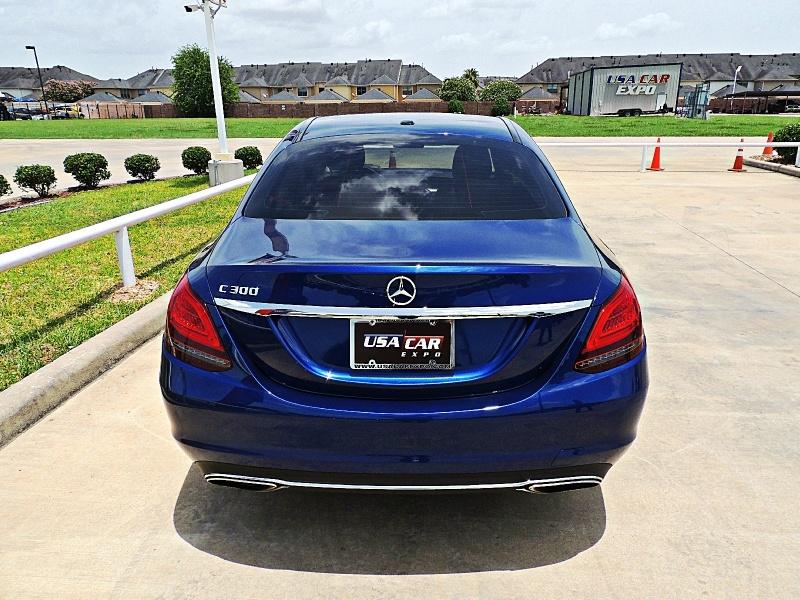 Mercedes-Benz C-Class 2019 price $30,850
