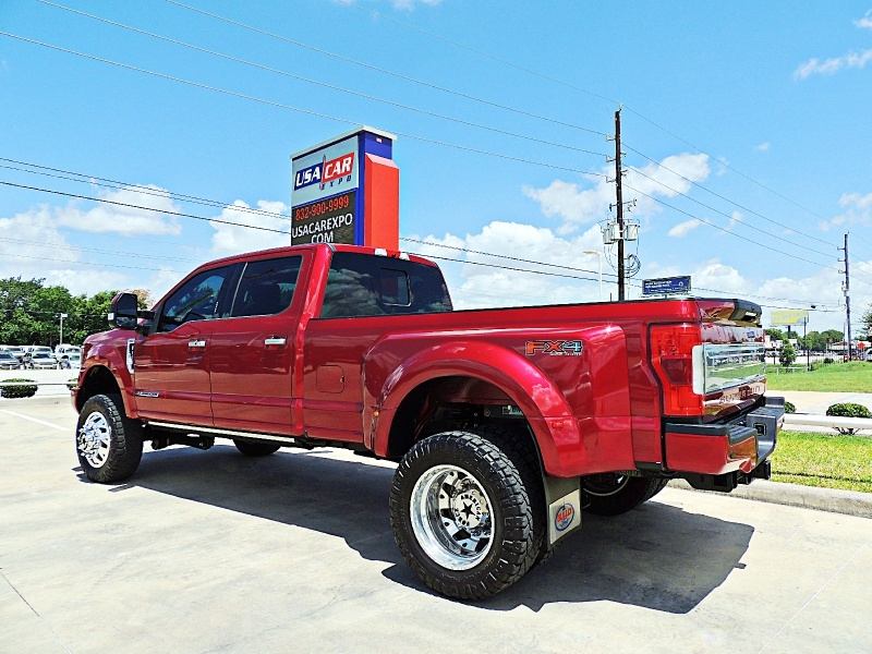 Ford Super Duty F-350 DRW 2018 price $79,990