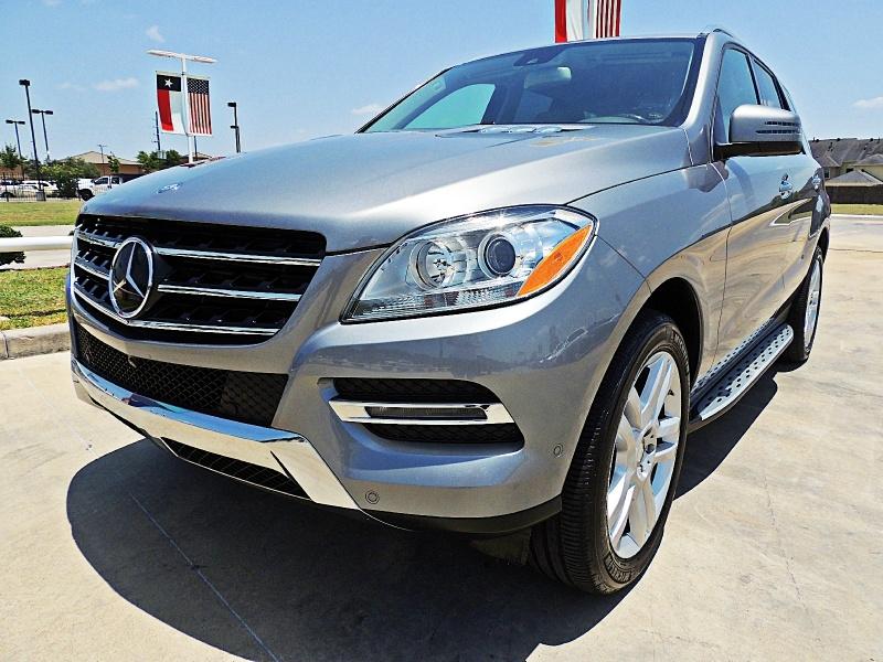Mercedes-Benz M-Class 2015 price $20,500