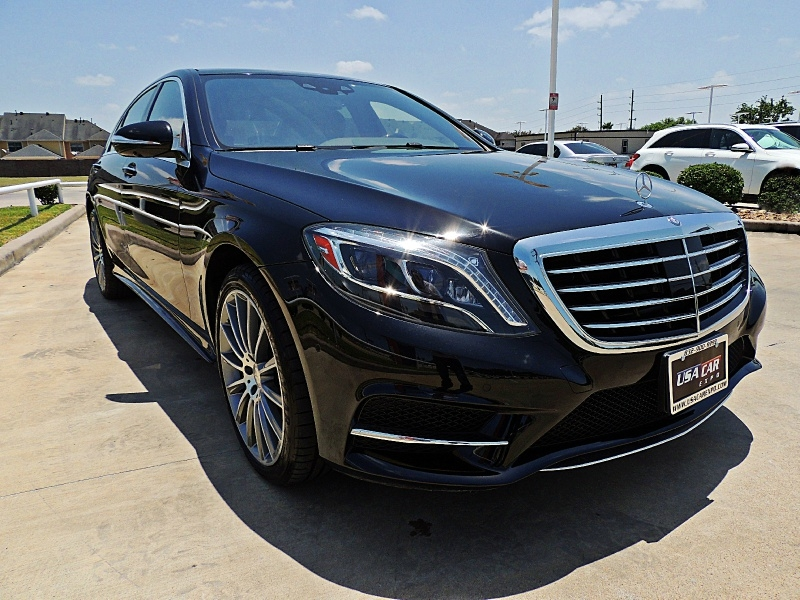 Mercedes-Benz S-Class 2015 price $44,750