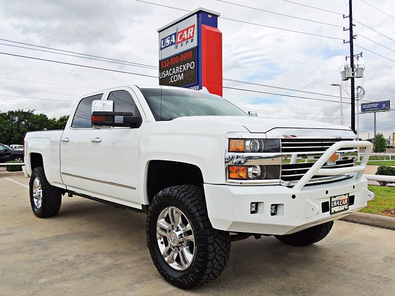 Chevrolet Silverado 2500HD 2015 price $45,900
