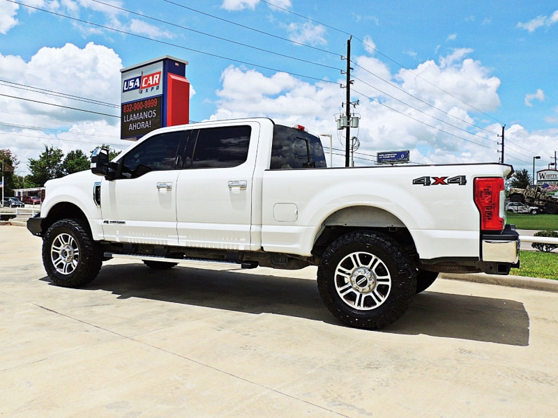 Ford F-250 XLT 4X4 Lifted 2018 price $50,900