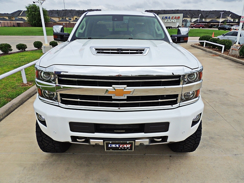 Chevrolet Silverado 2500HD 2019 price $68,900