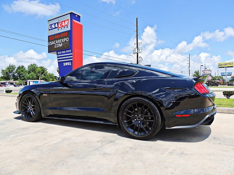 Ford Mustang 2018 price $39,900
