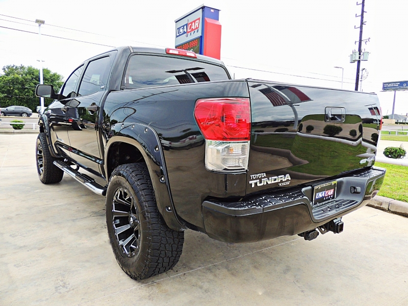 Toyota Tundra SR5 Lifted 4X4 2013 price $26,900