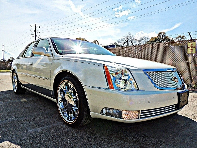 Toyota Certified Pre Owned >> 2009 Cadillac DTS Vintage Edition - Inventory | USA CAR EXPO | Auto dealership in Houston, Texas