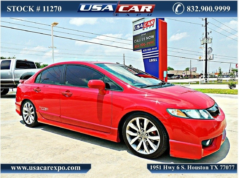 ... Maintenance Schedule 2009 Honda Civic Si Coupe Navigation 6 Speed One  Owner Inventory. Lightbox