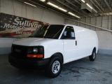 GMC Savana Cargo Van 2011