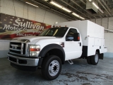Ford Super Duty F-550 DRW 2009