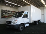 MERCEDES-BENZ SPRINTER CHASSIS-CABS 2012