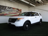 FORD UTILITY POLICE INTERCEPTO 2013