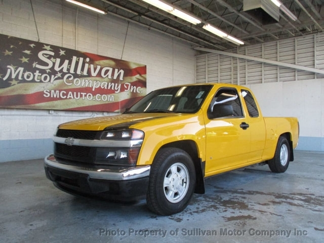 2006 chevrolet colorado ls inventory sullivan motor co