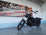 Harley-Davidson FXSTB 2008