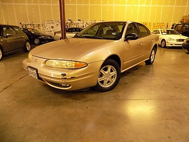 2003 Oldsmobile Alero 4dr Sdn Gl1 115k 2495 Inventory Classic