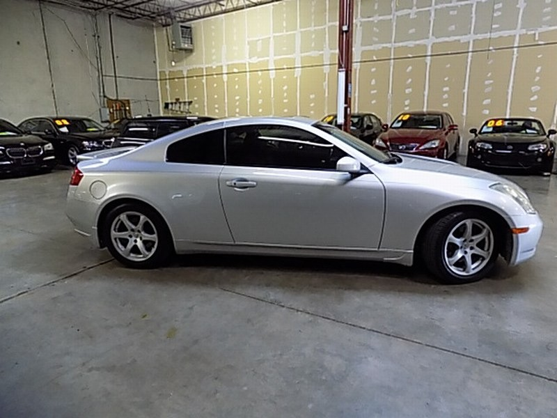 Infiniti G35 Coupe 2006 price $7,695 Cash