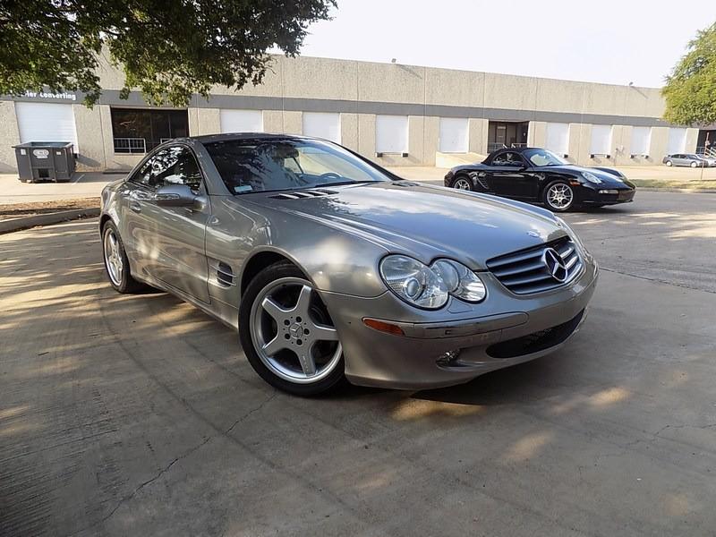 Mercedes-Benz SL-Class 2003 price $10,995